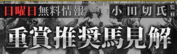 すごい競馬_無料情報02