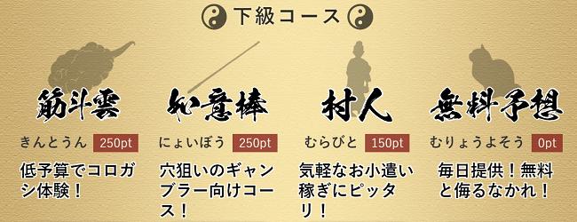 舟遊記_下級コース