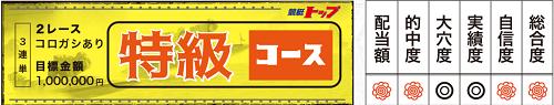 競艇トップ_特級コース